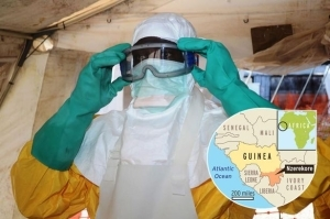 Is the deadly Ebola virus on the way to the UK?